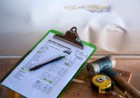 Checkliste Hausbau